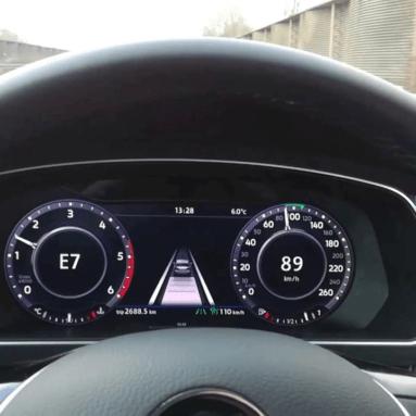 Volkswagen Tiguan - Lane Assist